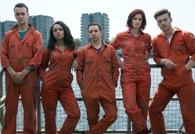 Роба заключенных