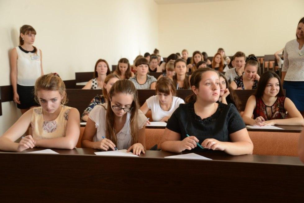 Студенты АГПА на занятиях