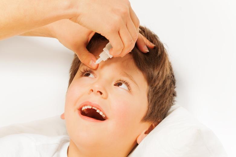 """Инструкция по применению для детей к """"Офтальмоферону"""""""