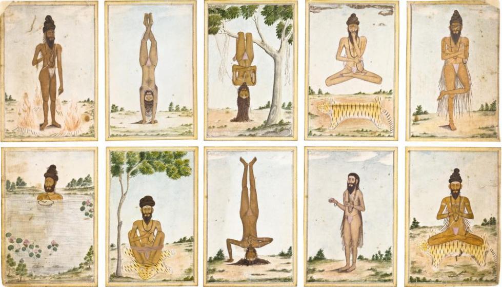 йога история зарождения