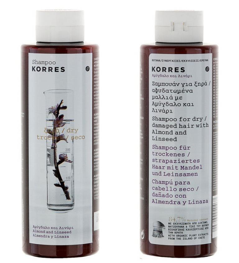 шампунь Korres