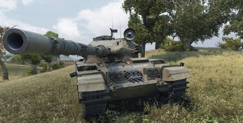 тяжелые танки