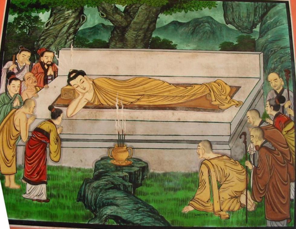 буддийская живопись Кореи