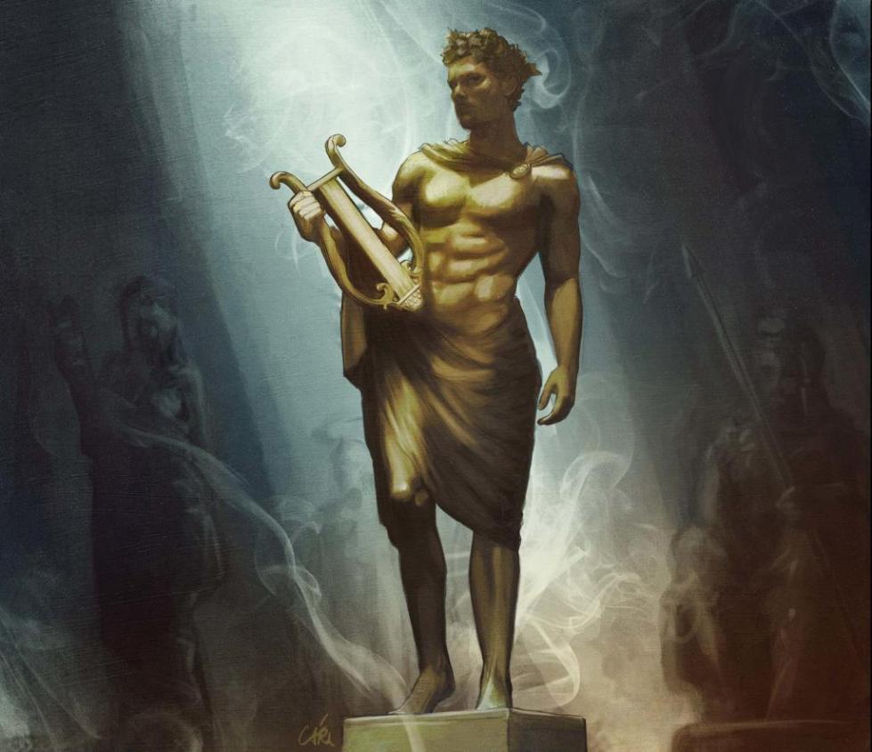 Бог Апполон