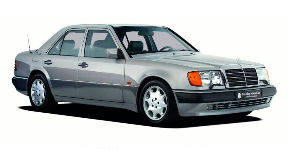 E klasse W124