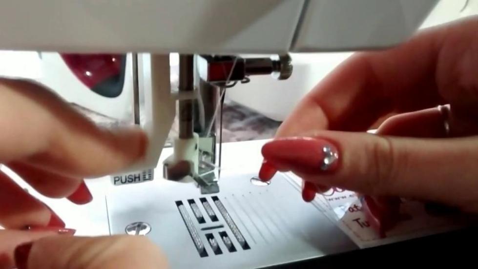 машинка зингер швейная