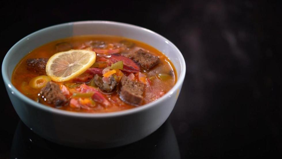 Сборный суп
