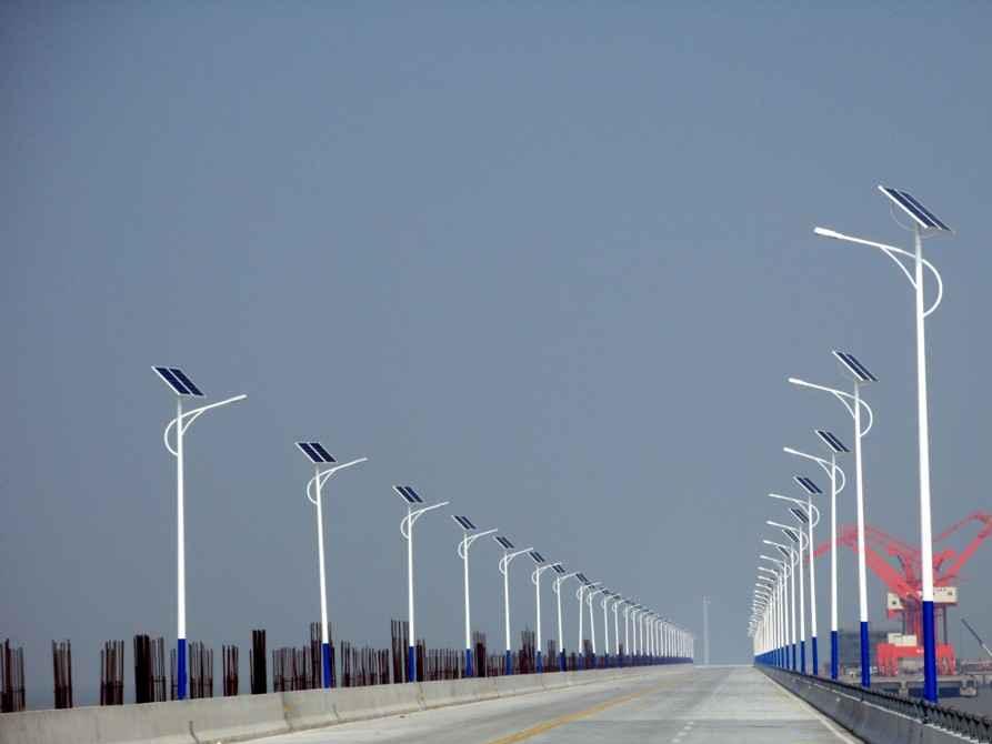 Светильники с солнечными батареями