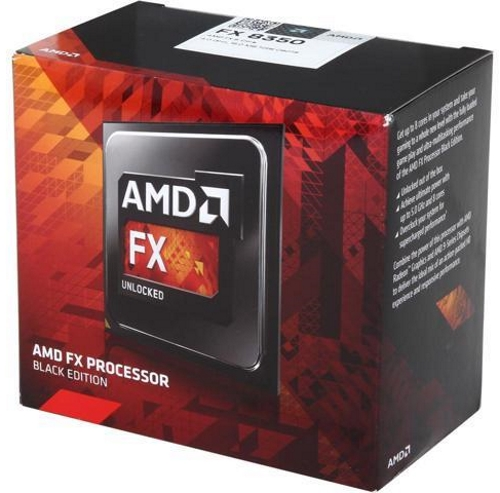 Разгон AMD FX - 8350