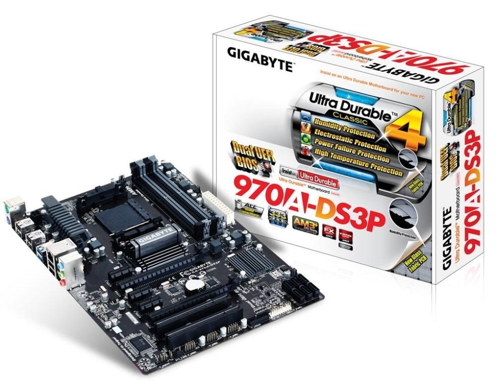 Разгон FX - 8350 на Gigabyte