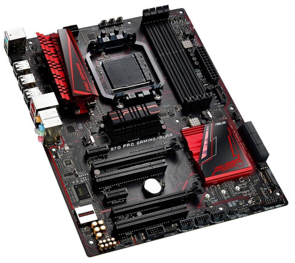 Разгон FX - 8350 на ASUS