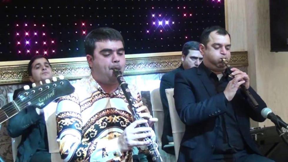 Захид Кармон и Сеймур Азери