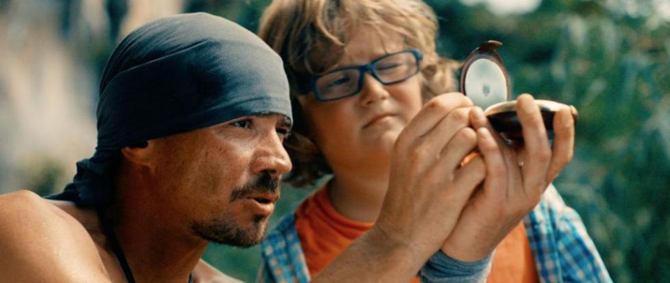 Фильм-комедия про необитаемый остров