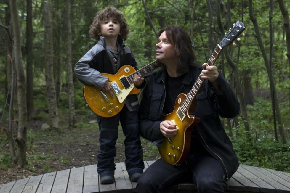 Джон с сыном
