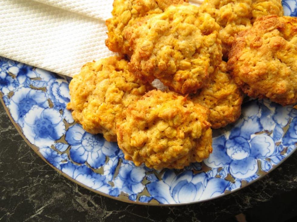 рецепт песочного печенья с морковью