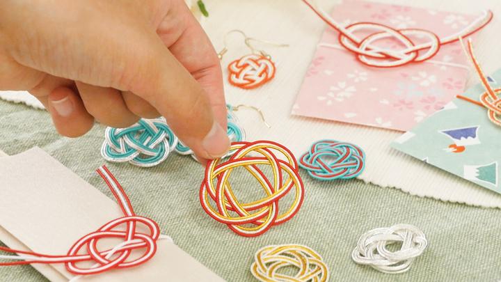 Декоративные узлы мидзухики