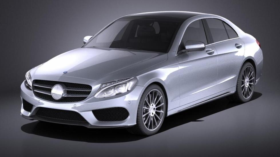 Mercedes Benz седан С-класса