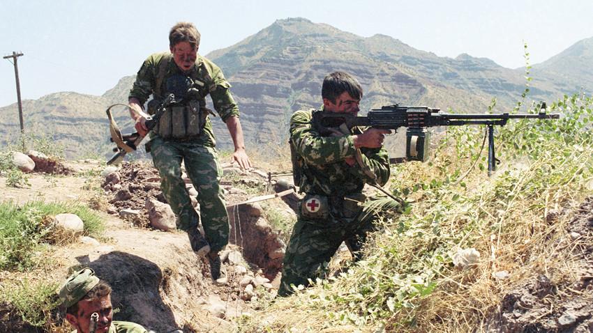 Защита границы