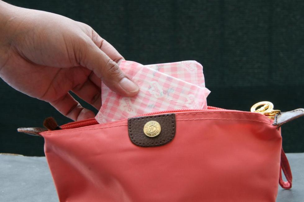 ежедневки в сумочке
