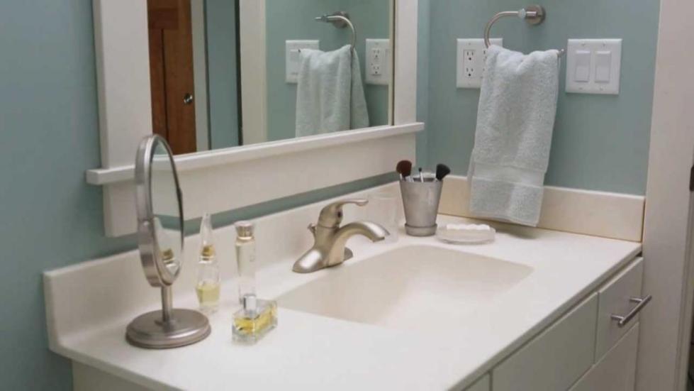 размеры раковин в ванную