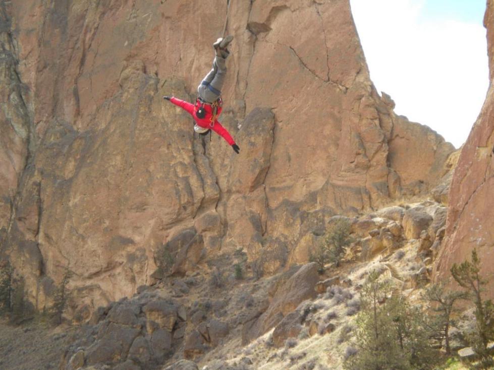 сон о прыжке со скалы