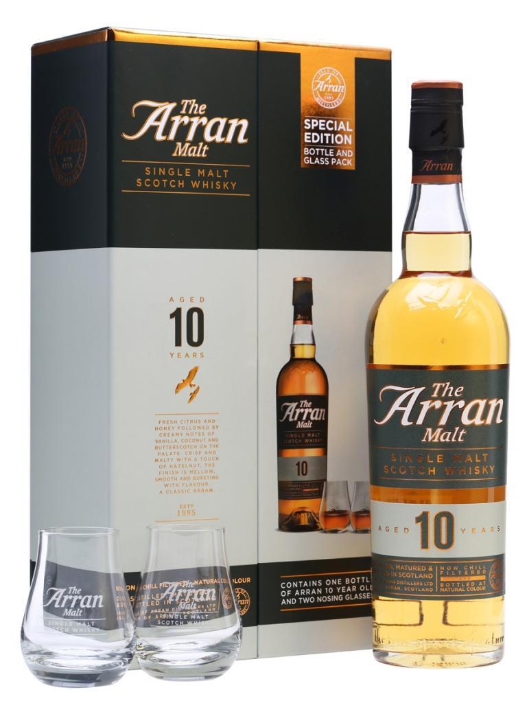 Шотландский виски Arran