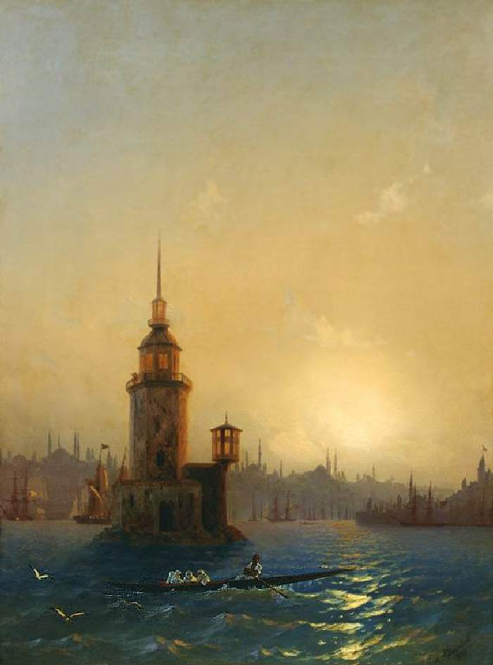 Леандровая башня