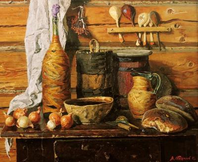 хлеб на хмелевой закваске польза