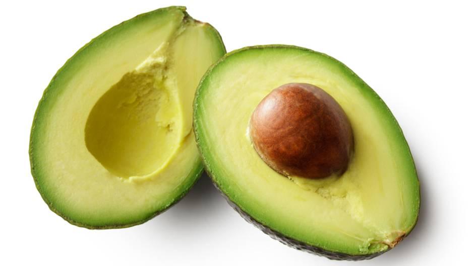 Авокадо против сухости кожи