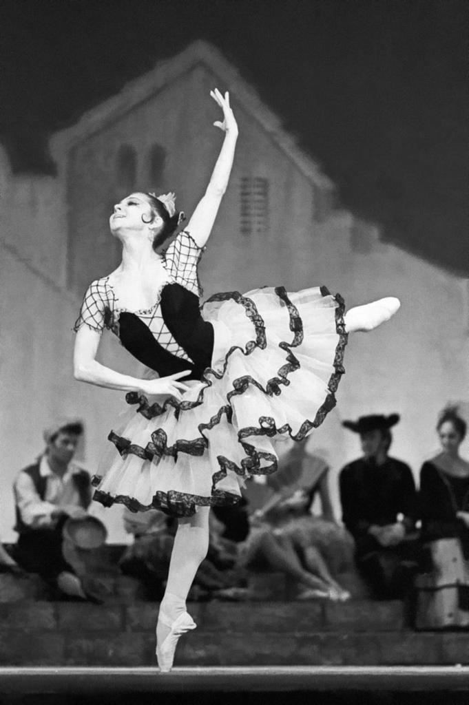 Екатерина Максимова в Большом театре
