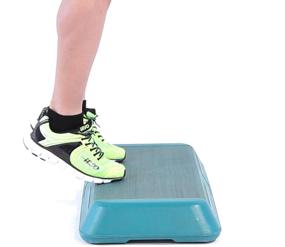 упражнения для похудения икр ног и ляжек