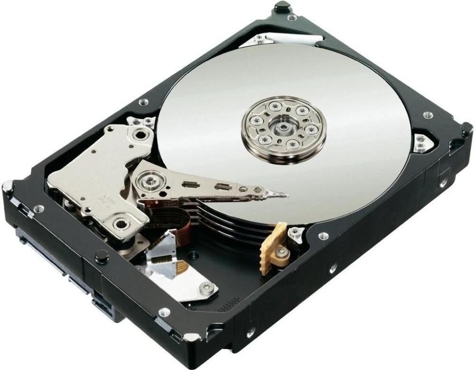 Что такое жесткий диск?