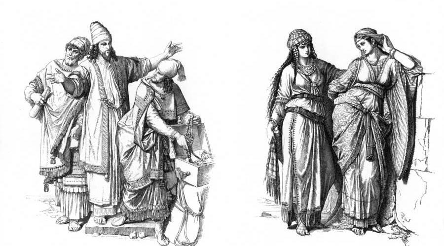Мужчины и женщины Израиля