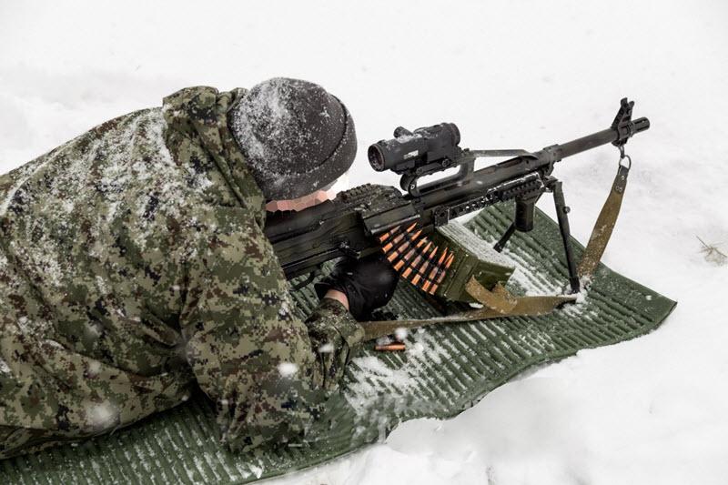 пулемет печенег буллпап