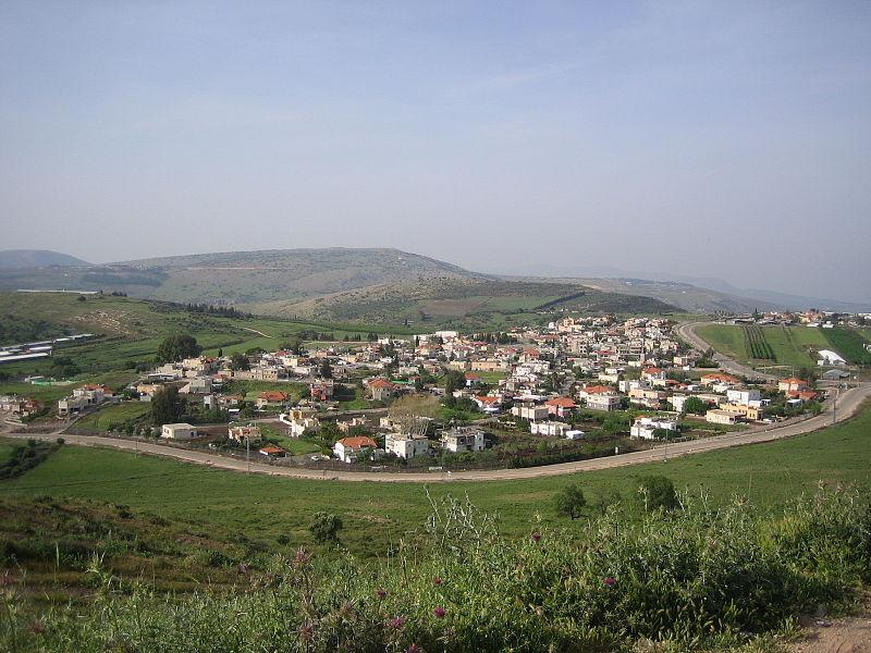 Современное село