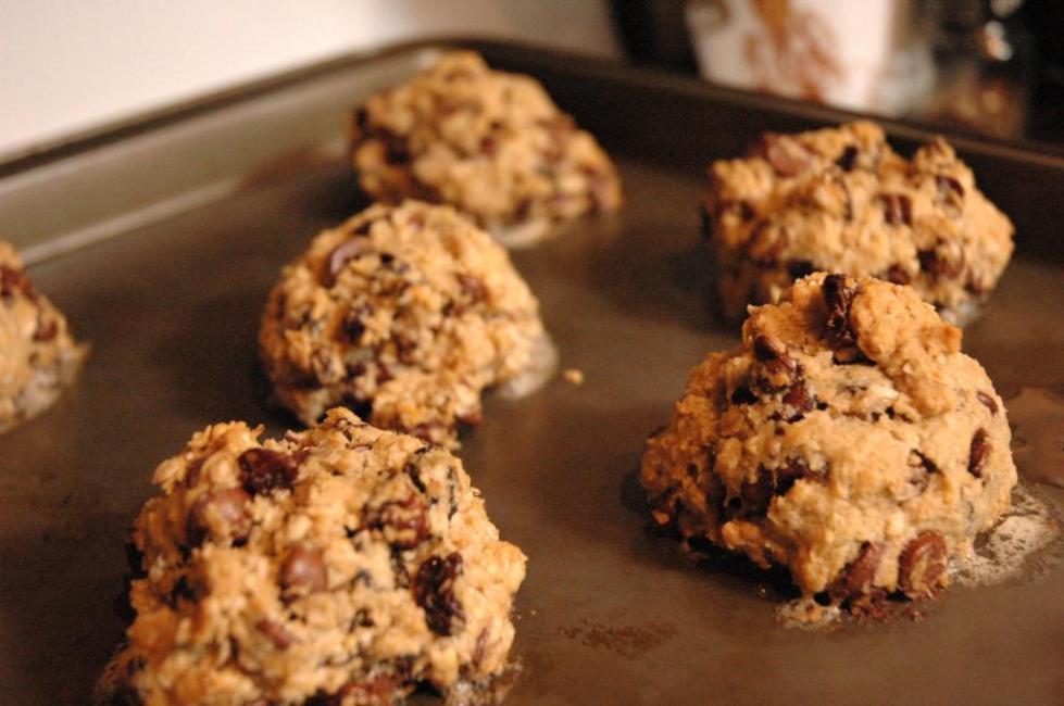 детское печенье без сахара