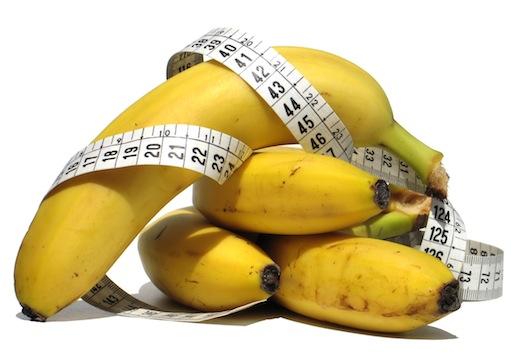Похудение с помощью бананов