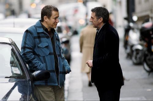 Кадр с Дени Буном из фильма Мой настоящий друг