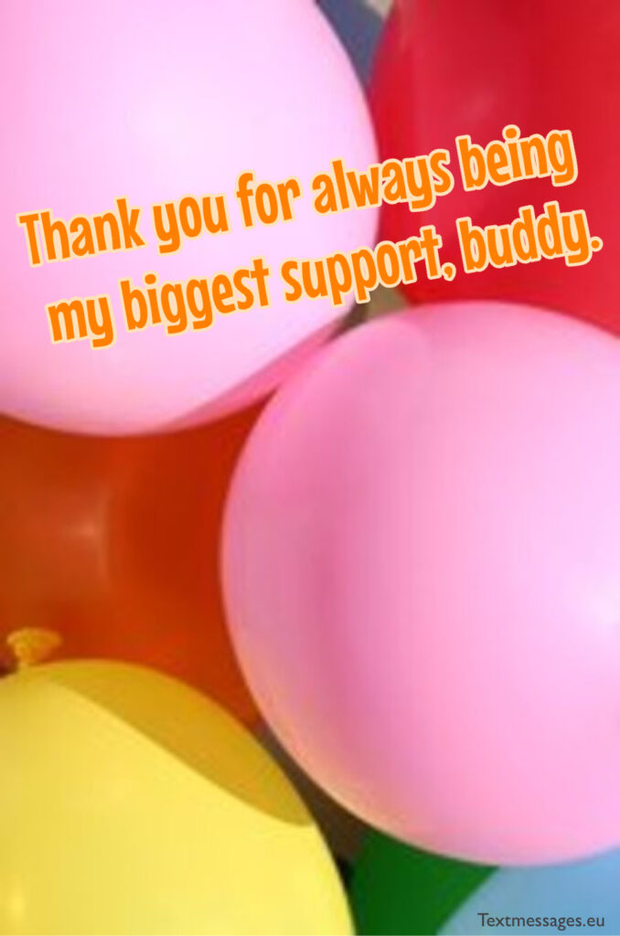 Thank You For All Your Help And Support : thank, support, Thank, Messages, Texts, Friends