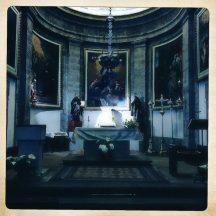 Altar Santiago de Compostela