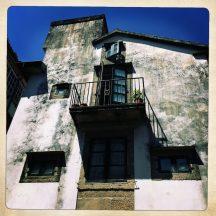 Balkon Santiago de Compostela