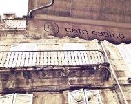 Cafe Casino Markise Santiago de Compostela