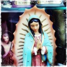 Madonna Santiago de Compostela