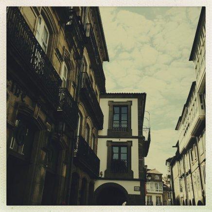 Rua do Villar Santiago de Compostela