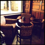 Sessel Cafe Casino Santiago de Compostela