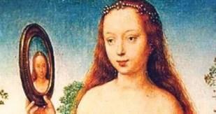 """הנס ממלינג. """"יוהרה"""". סביבות 1485"""