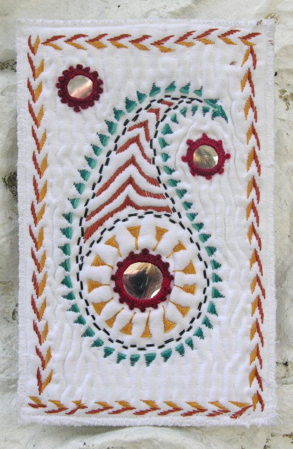 20 Kantha Stitch Pictures And Ideas On Meta Networks