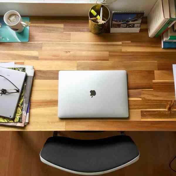 Schreib-Tisch (Bild: Martina Schäfer, Textrakt)