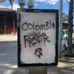 Colombia resiste (Bild: M. Schäfer)