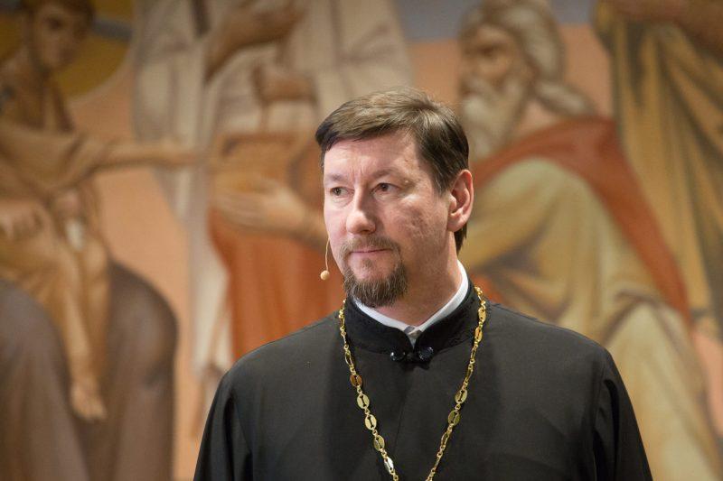 Протоиерей Димитрий Юревич: Крещение Иисуса Христа в историческом и археологическом контексте